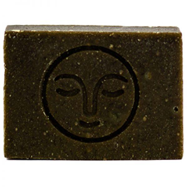 EarthHero - Mint + Sea Mineral Cold Process Organic Soap Bar - 4