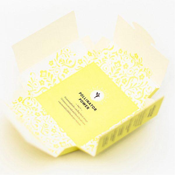 EarthHero - Vanilla Lemon Organic Lotion Bar - 3