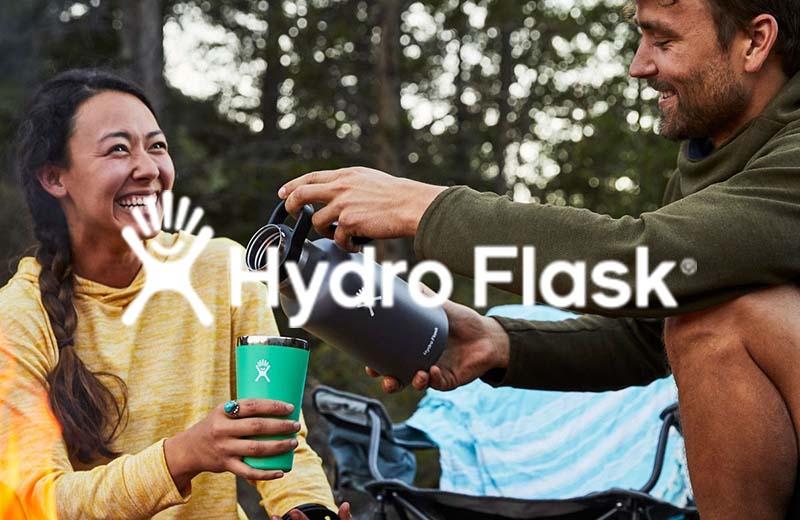 Hydro Flask Menu
